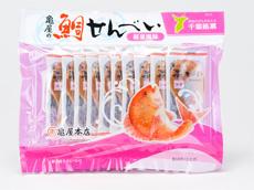 鯛せんべい 桜葉風味